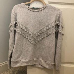 Gray Karlie Sweater